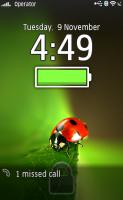 Digitalfootmark Lock Screen v0.16(93) S60v3 SymbianOS9.x Signed [Update: 18.01.11]